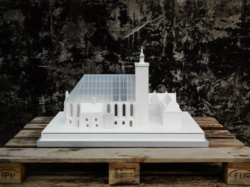 Kościół farny w Gubinie | Heinle, Wischer und Partner