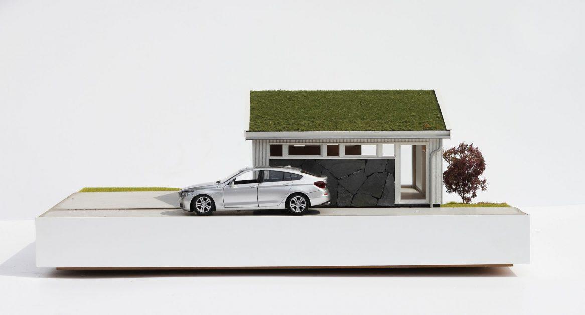Prywatny garaż