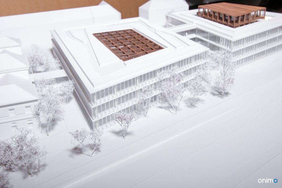 Budynek dydaktyczny UW | BDR Architekci