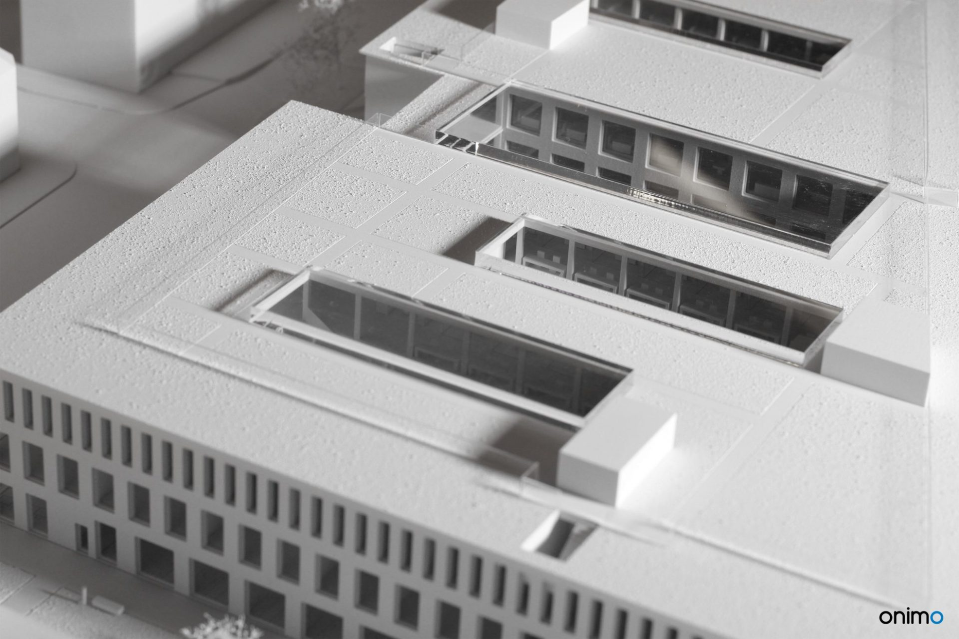 Budynek dydaktyczny UW, WXCA, ONIMO Makiety Architektoniczne, najlepsze makiety architektoniczne, najlepsze modele budynków, uniwersytet warszawski